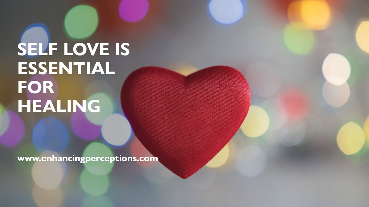 You are human. You are not perfect. Accept your imperfections. If you were dealing with a loved one, would you treat them as you treat yourself? Would you be more understanding? More forgiving? Begin a new, healthy relationship with yourself. It will affect every part of your life. Enhancing Perceptions Hypnosis